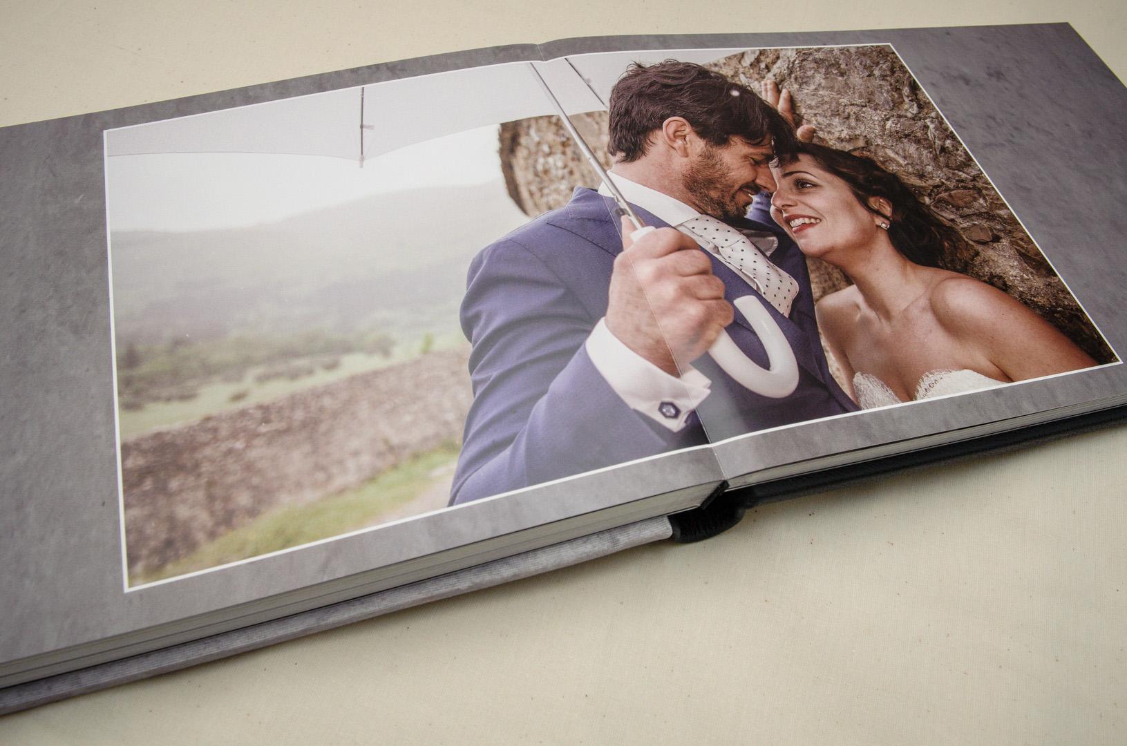Album fotografico di nozze by studio senzaposa for Album foto matrimonio