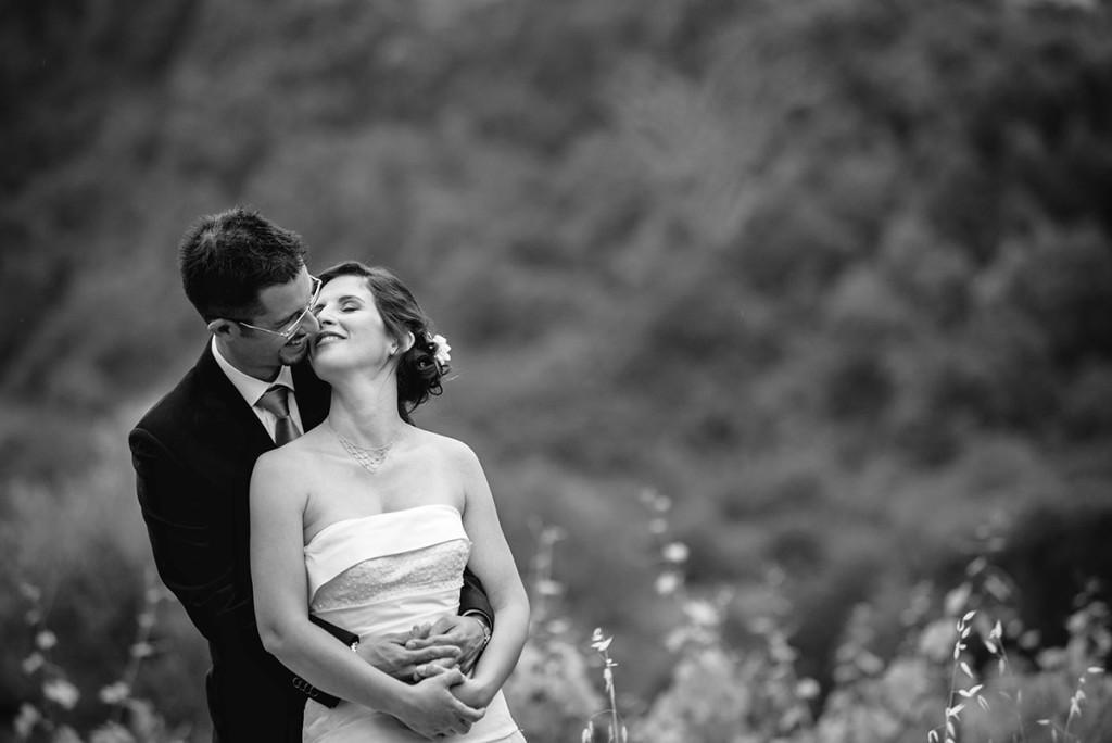 Un bellissimo matrimonio nella campagna Toscana