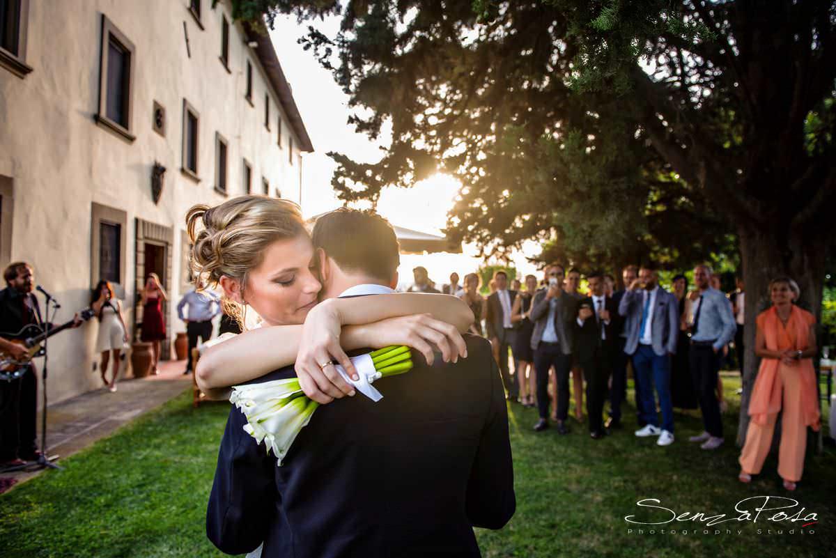 emozioni per un matrimonio in toscana