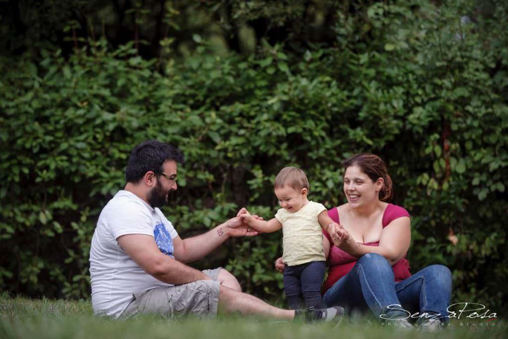 foto di famiglia a firenze