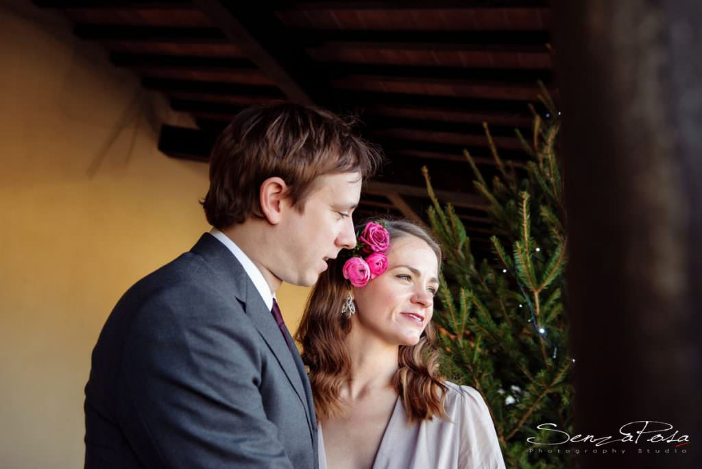 matrimonio country toscana