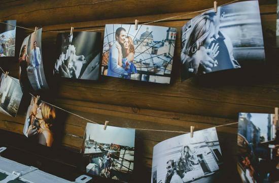 fotografia stampata su carta