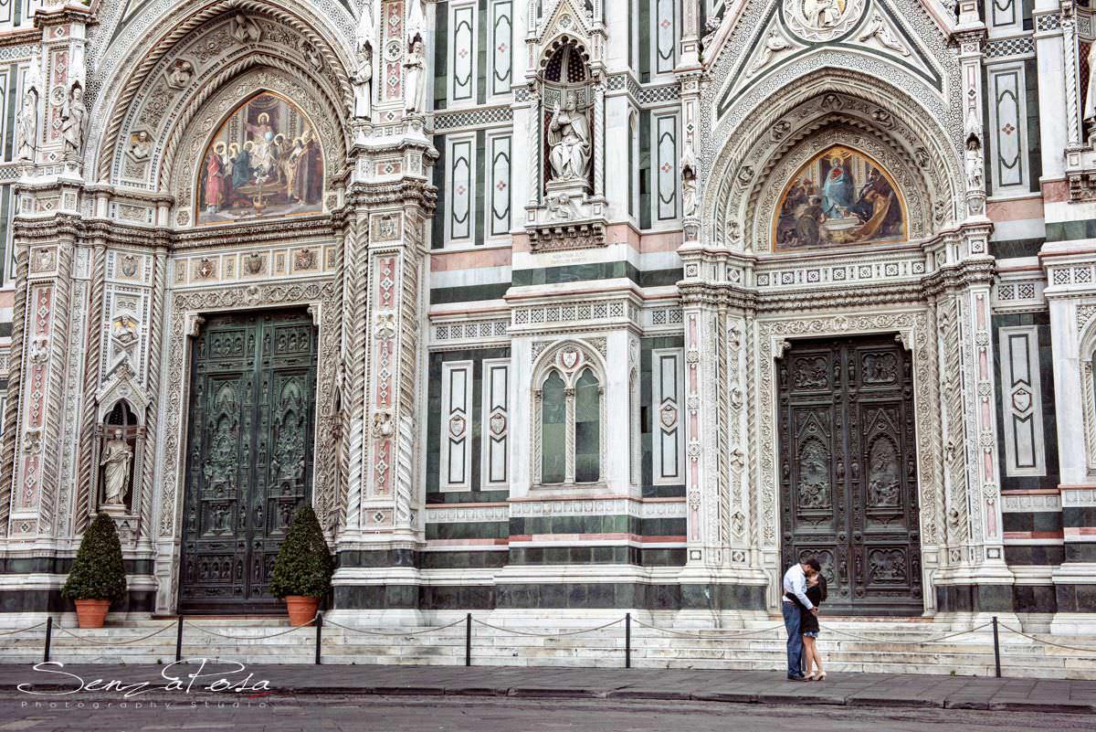 Firenze e la sua cattedrale di Santa Maria del Fiore