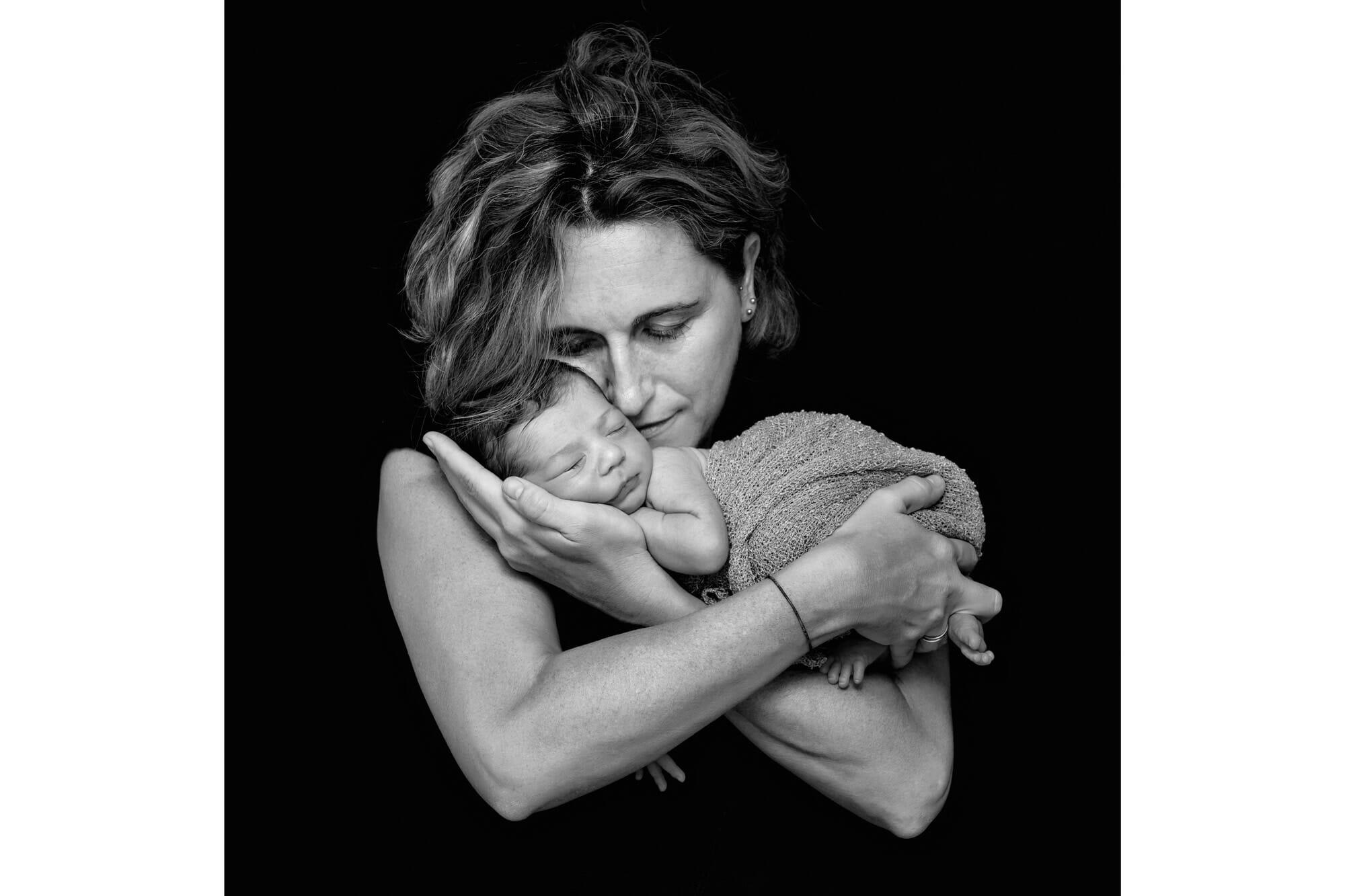 fotografia di maternità
