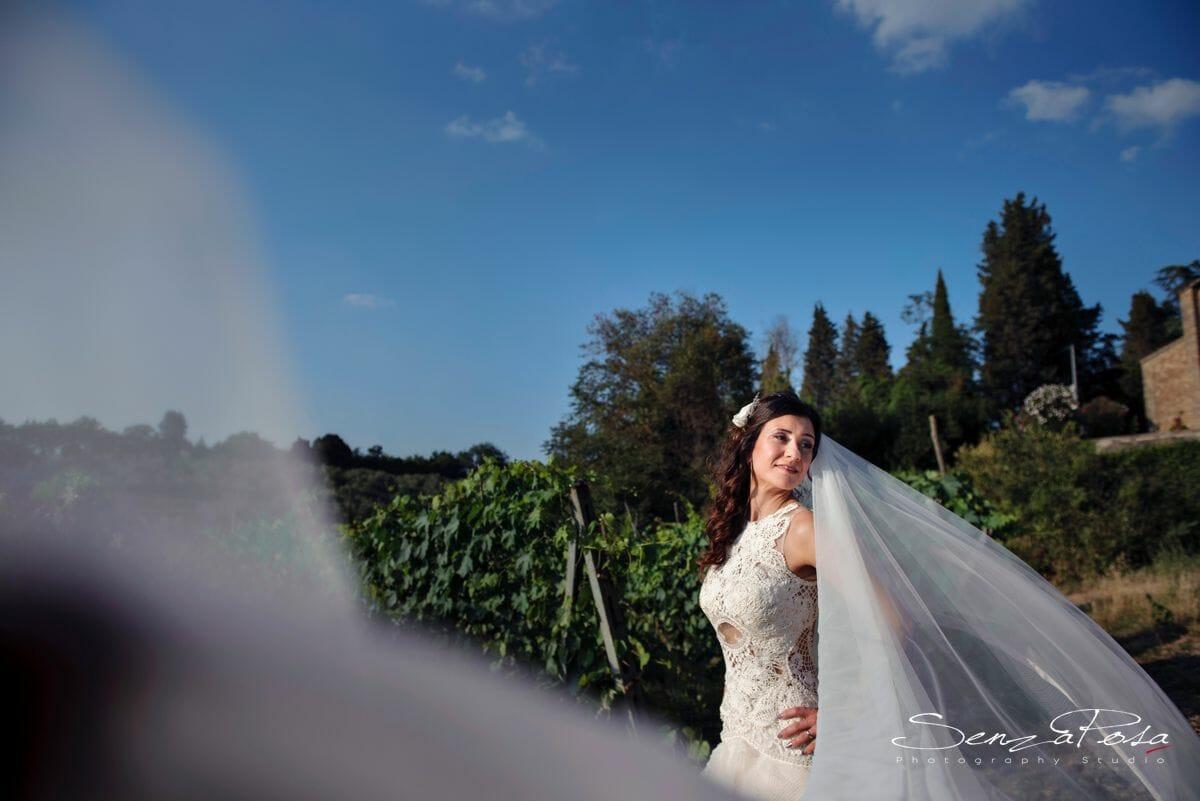 velo da sposa a firenze
