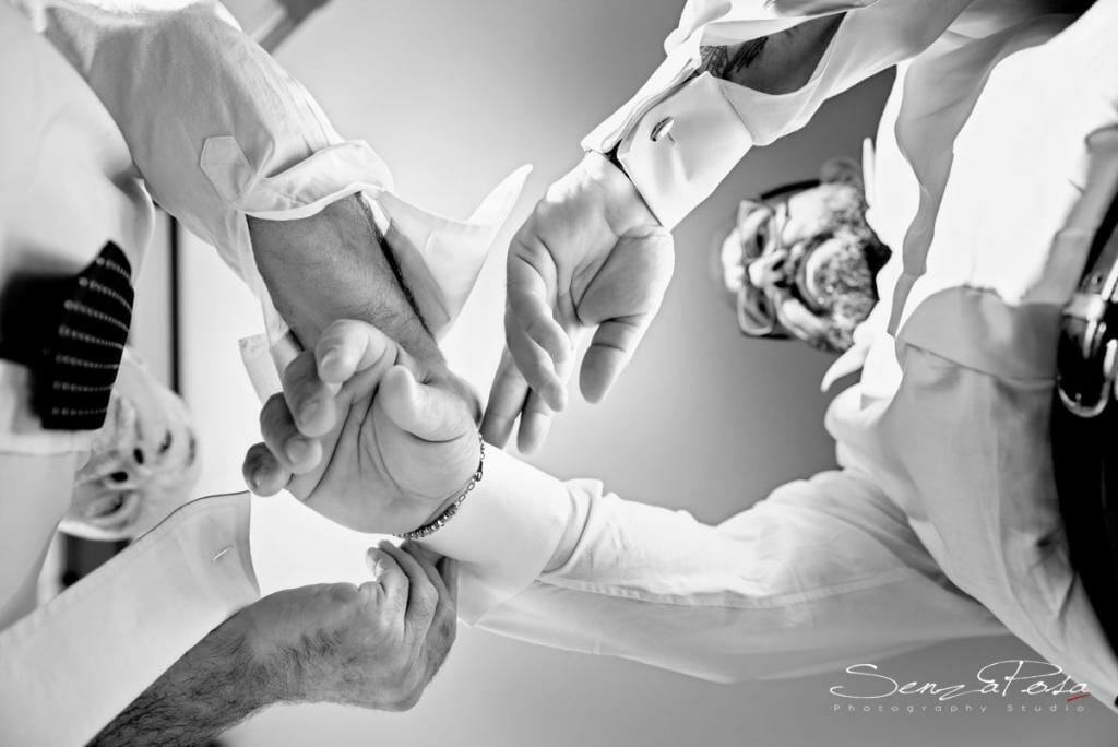 fotografia di matrimonio ad impruneta firenze