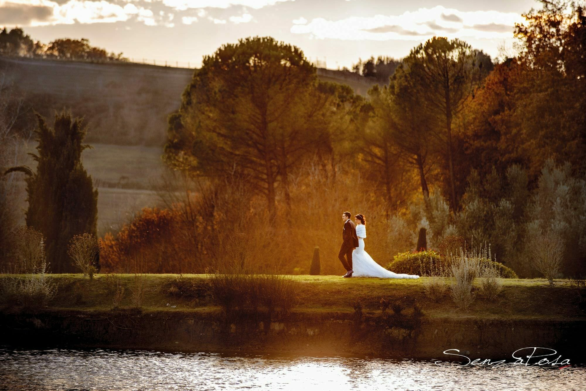 sposa in toscana