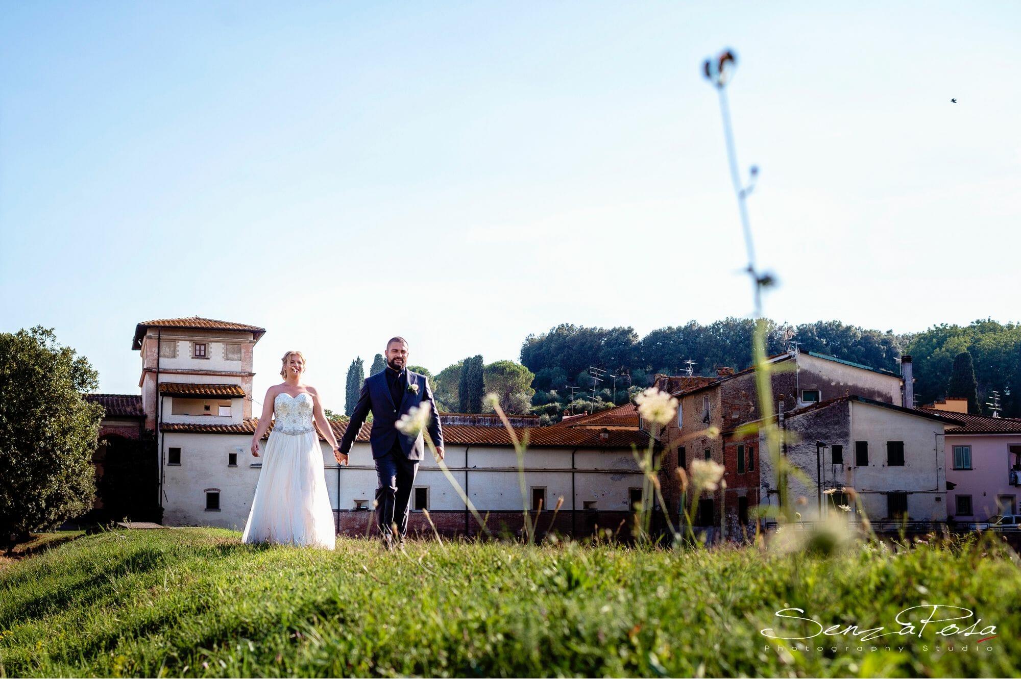fotografo di matrimonio a ponte a cappiano