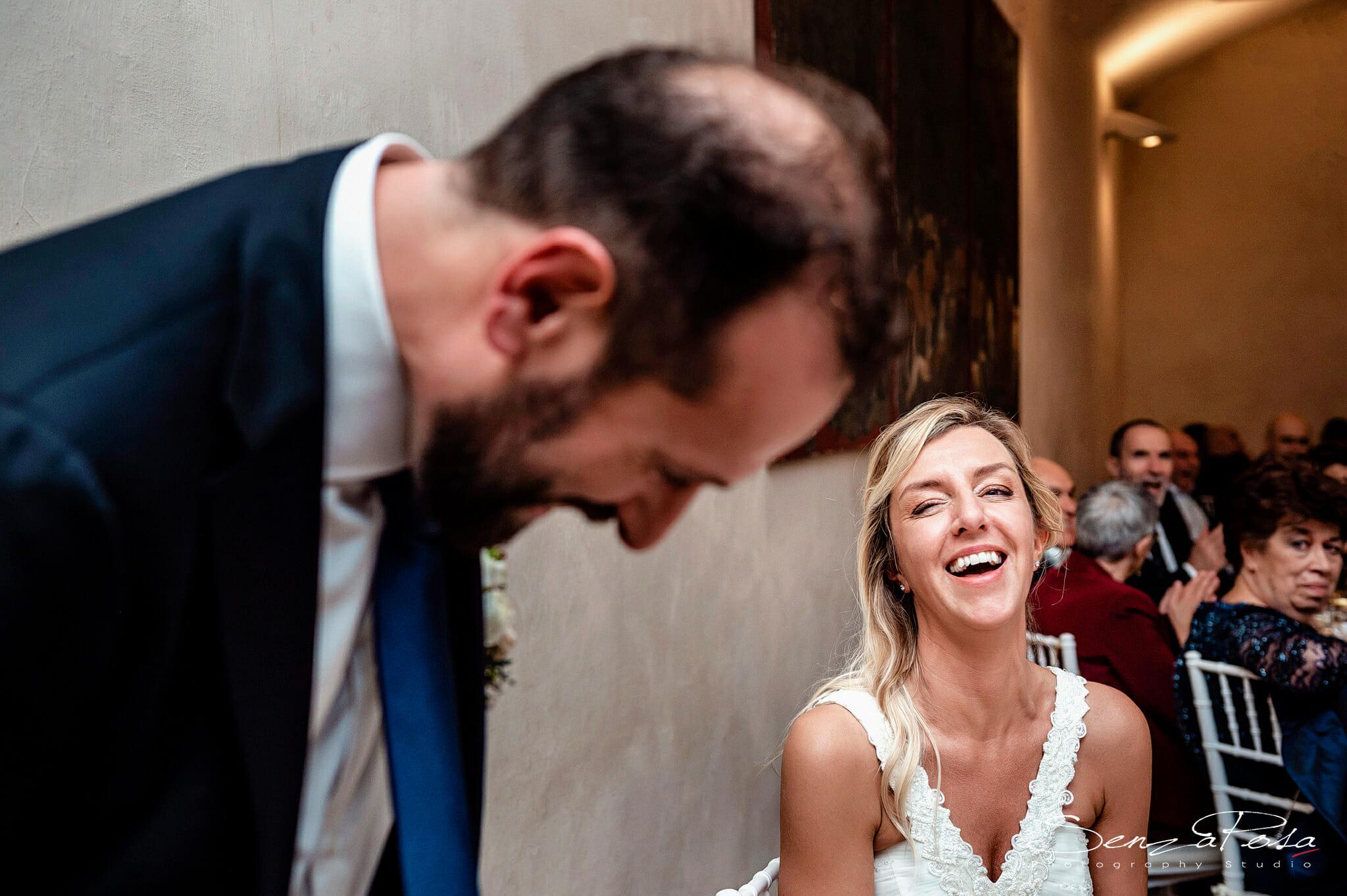 matrimonio risate